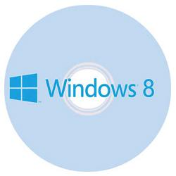 MS Windows 8 Single License (Home) 32bit OEM DVD